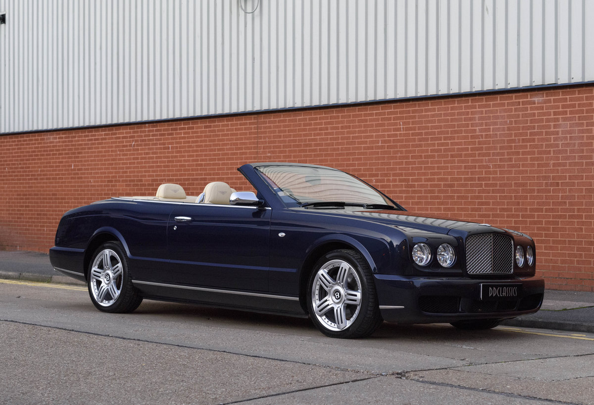 2006 Bentley Azure Convertible (RHD) For Sale (picture 2 of 23)