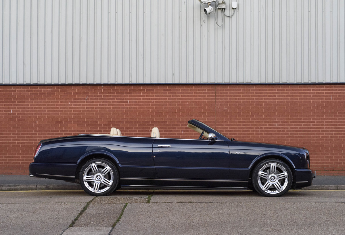 2006 Bentley Azure Convertible (RHD) For Sale (picture 3 of 23)
