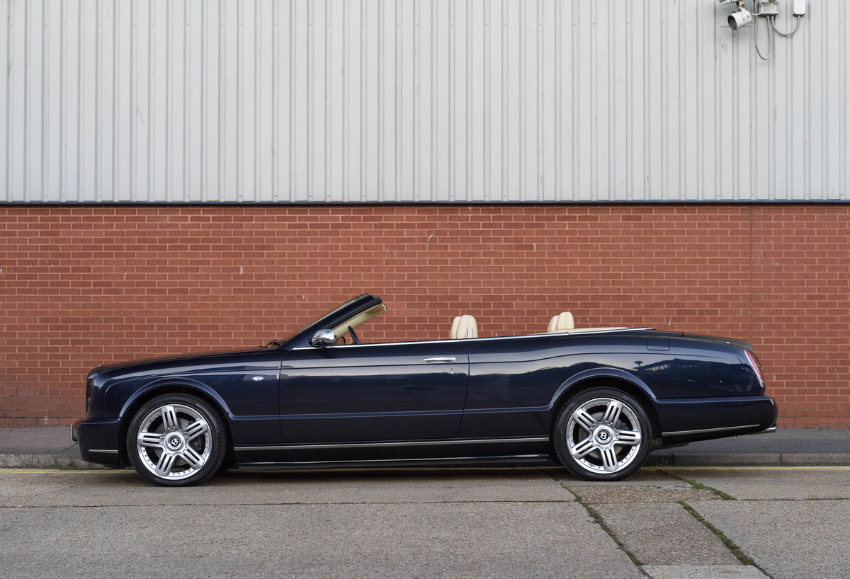 2006 Bentley Azure Convertible (RHD) For Sale (picture 4 of 23)