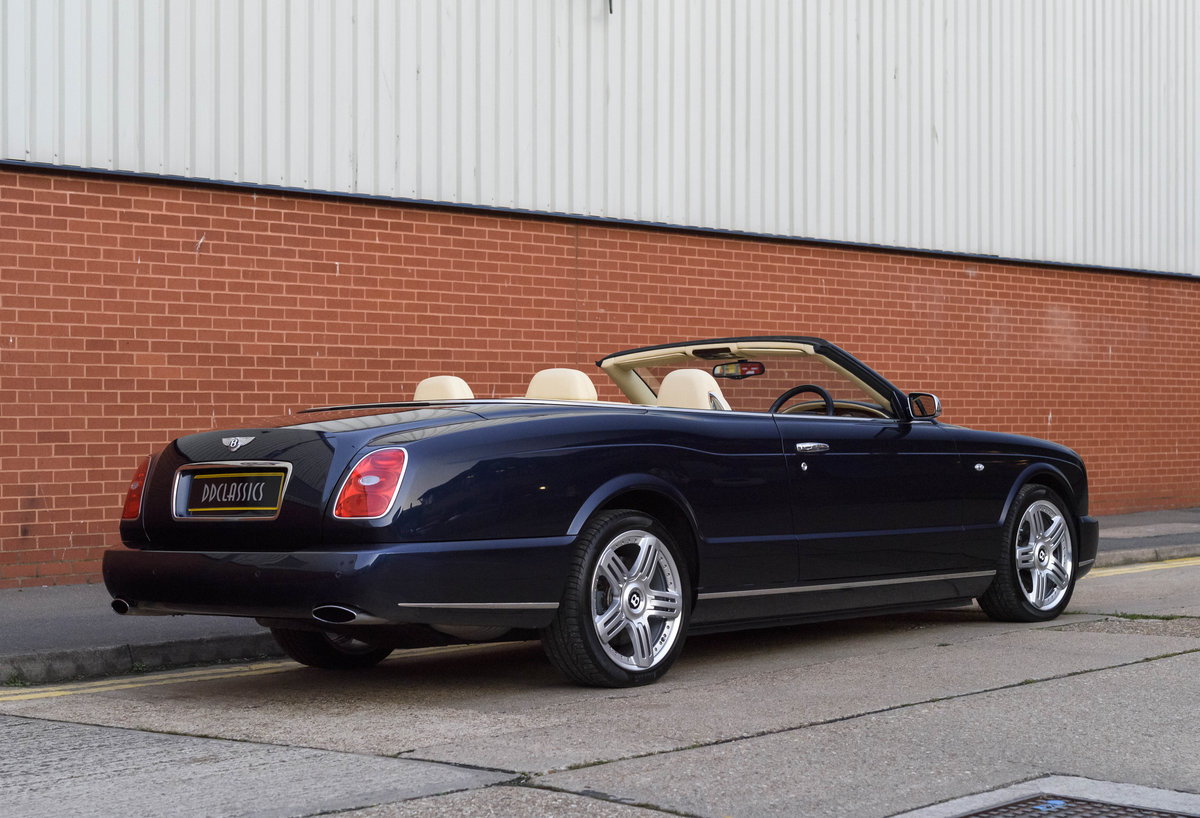2006 Bentley Azure Convertible (RHD) For Sale (picture 5 of 23)