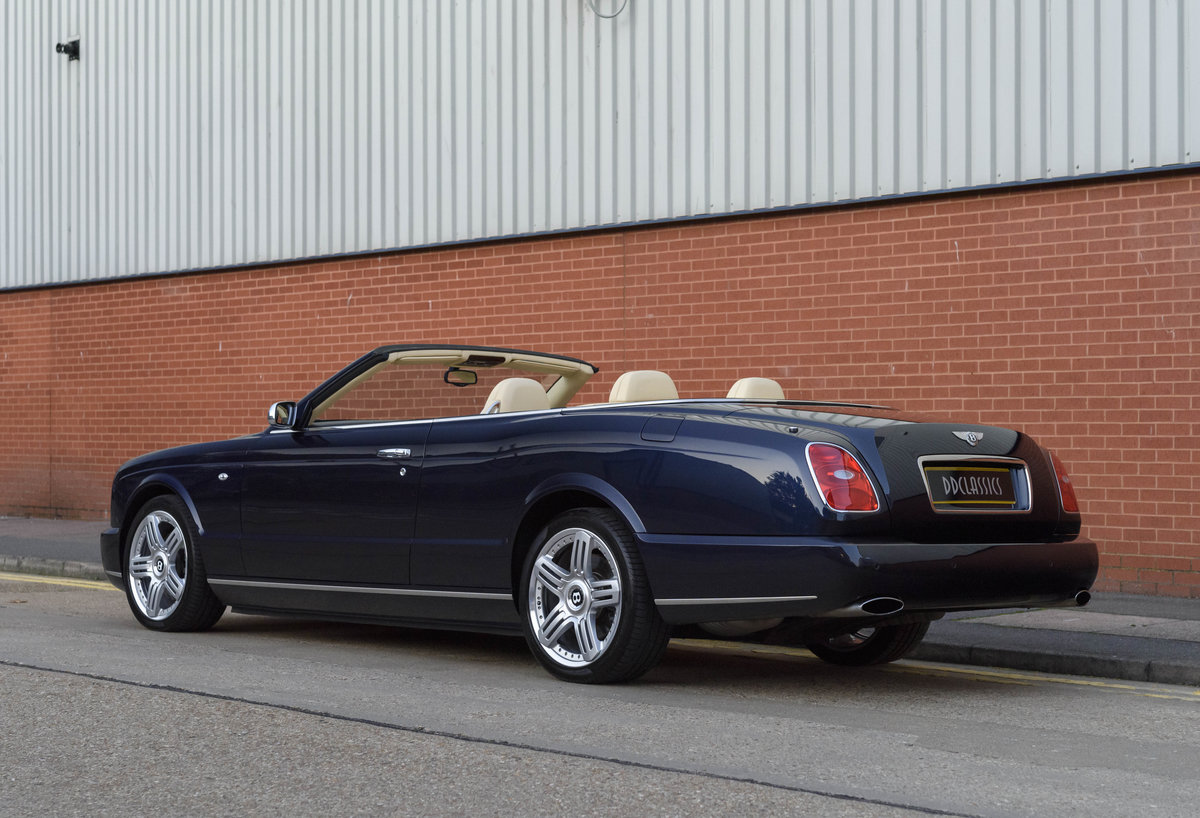 2006 Bentley Azure Convertible (RHD) For Sale (picture 6 of 23)
