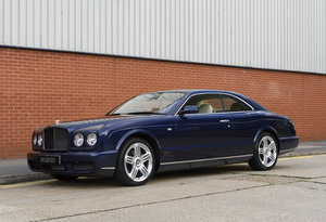 Bentley Brooklands Mulliner Coupé (RHD)