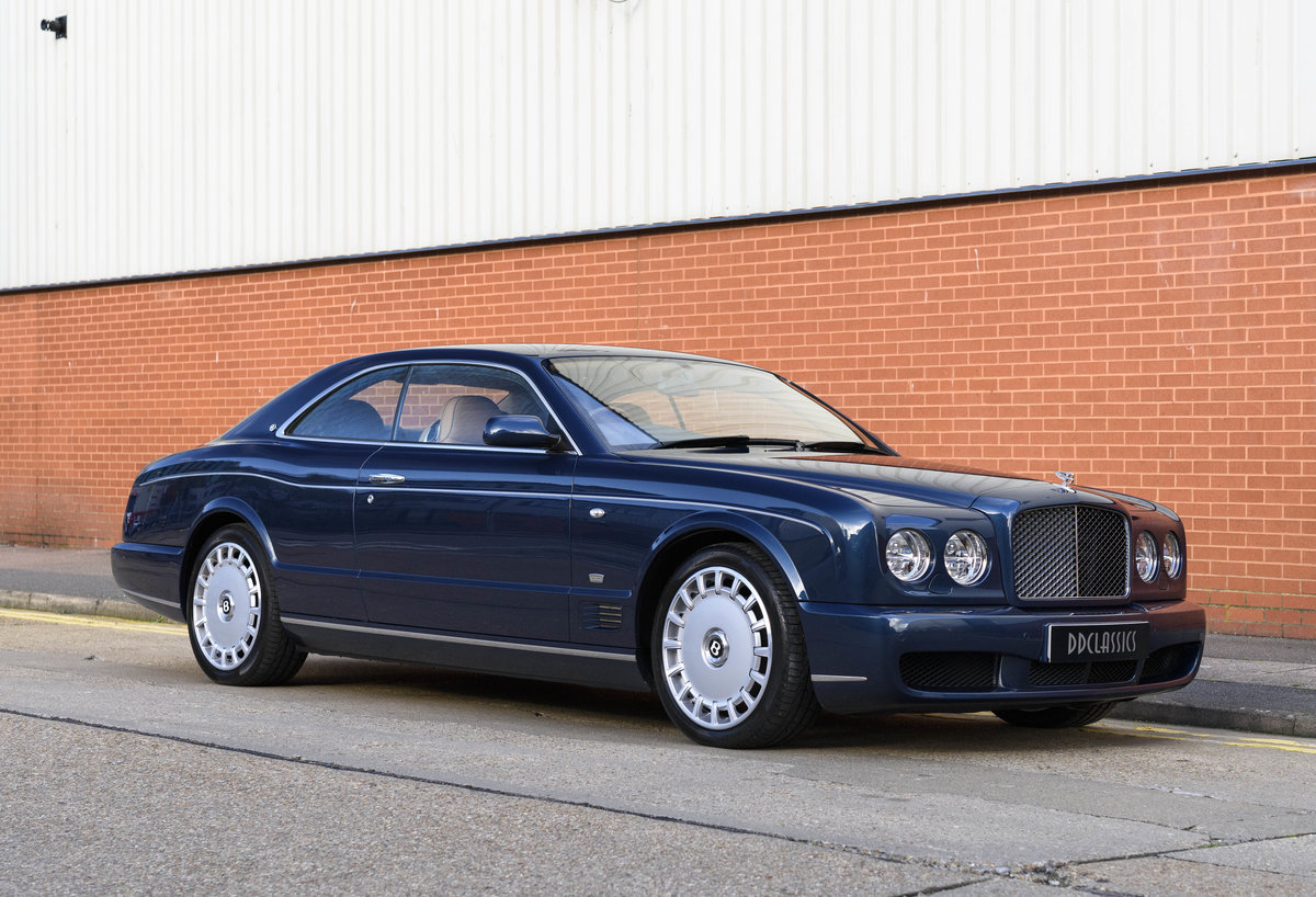 2008 Bentley Brooklands Coupe (RHD) For Sale (picture 2 of 24)