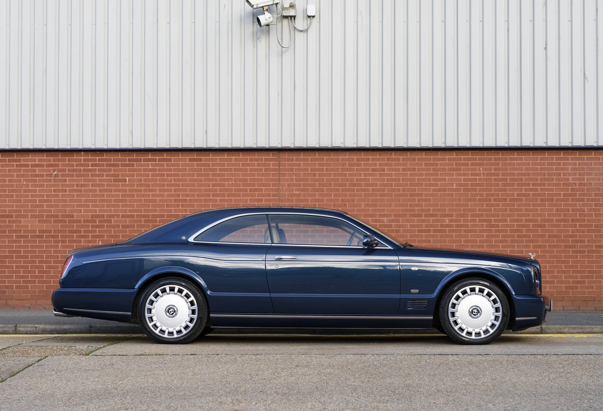 2008 Bentley Brooklands Coupe (RHD) For Sale (picture 3 of 24)