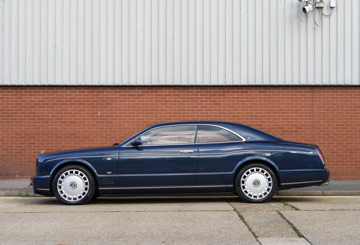 2008 Bentley Brooklands Coupe (RHD) For Sale (picture 4 of 24)