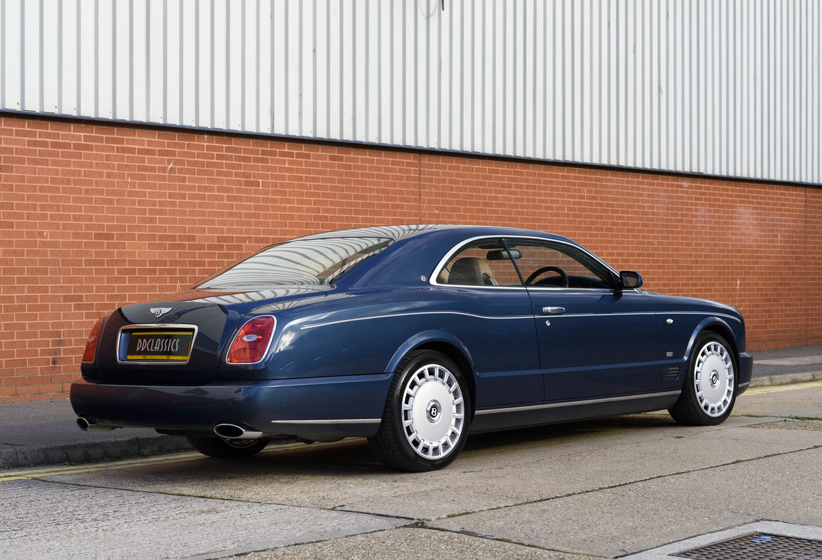 2008 Bentley Brooklands Coupe (RHD) For Sale (picture 5 of 24)
