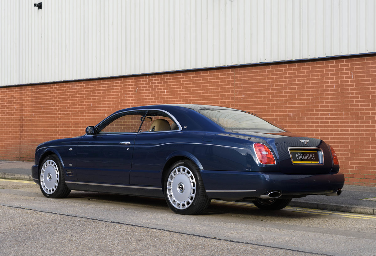 2008 Bentley Brooklands Coupe (RHD) For Sale (picture 6 of 24)