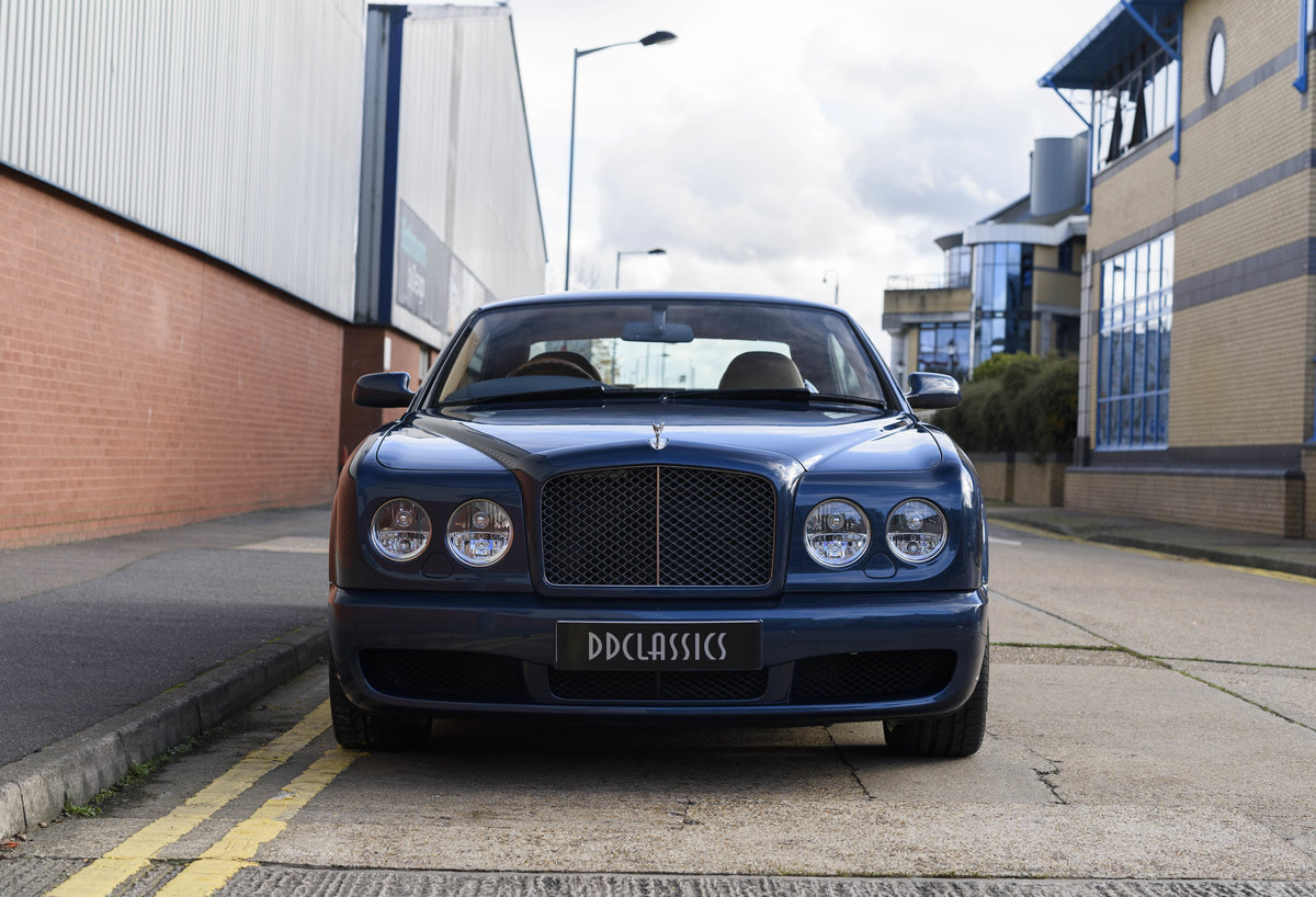 2008 Bentley Brooklands Coupe (RHD) For Sale (picture 7 of 24)
