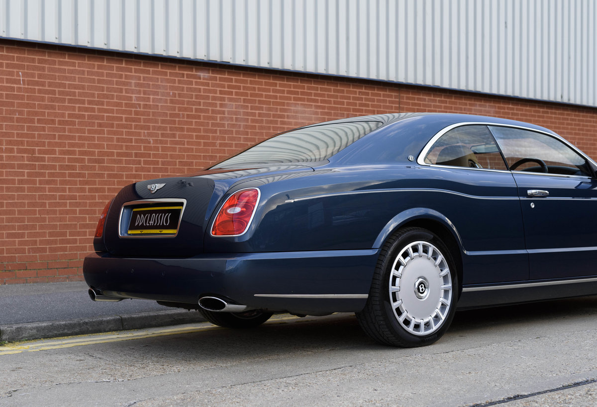 2008 Bentley Brooklands Coupe (RHD) For Sale (picture 14 of 24)