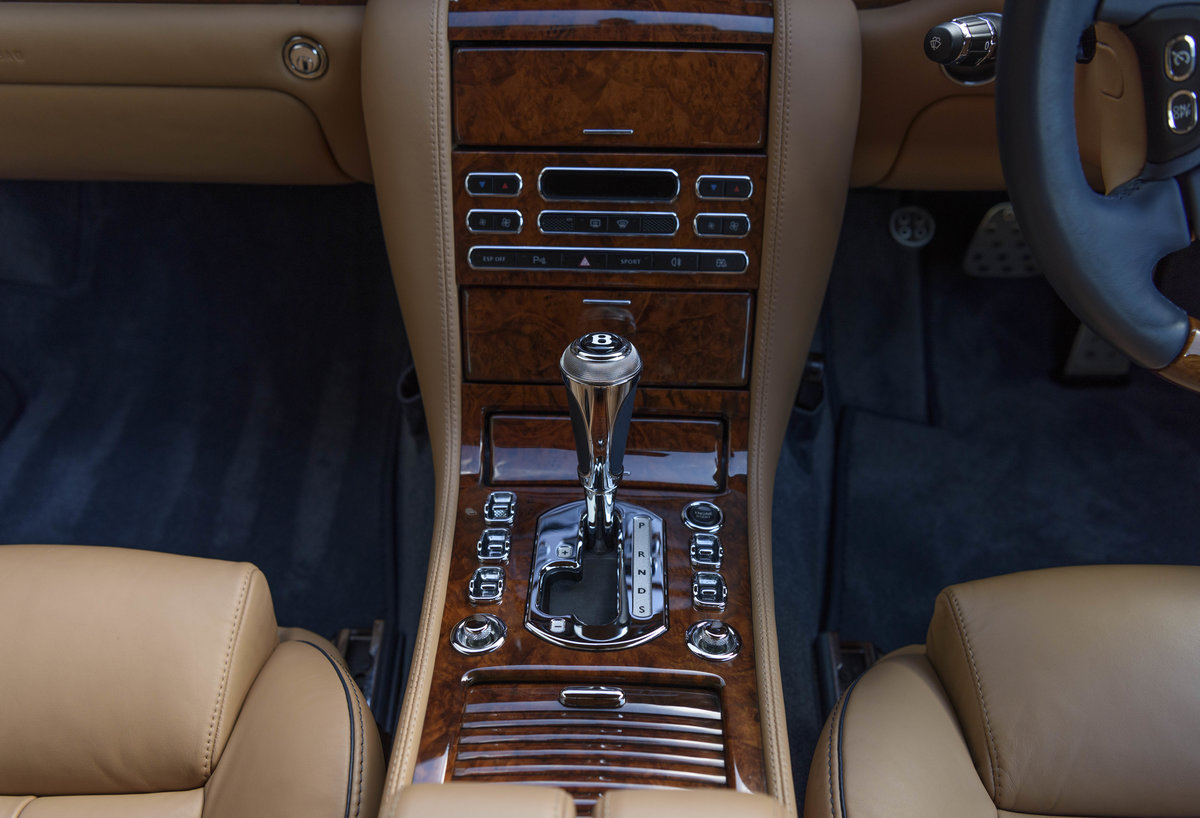 2008 Bentley Brooklands Coupe (RHD) For Sale (picture 18 of 24)