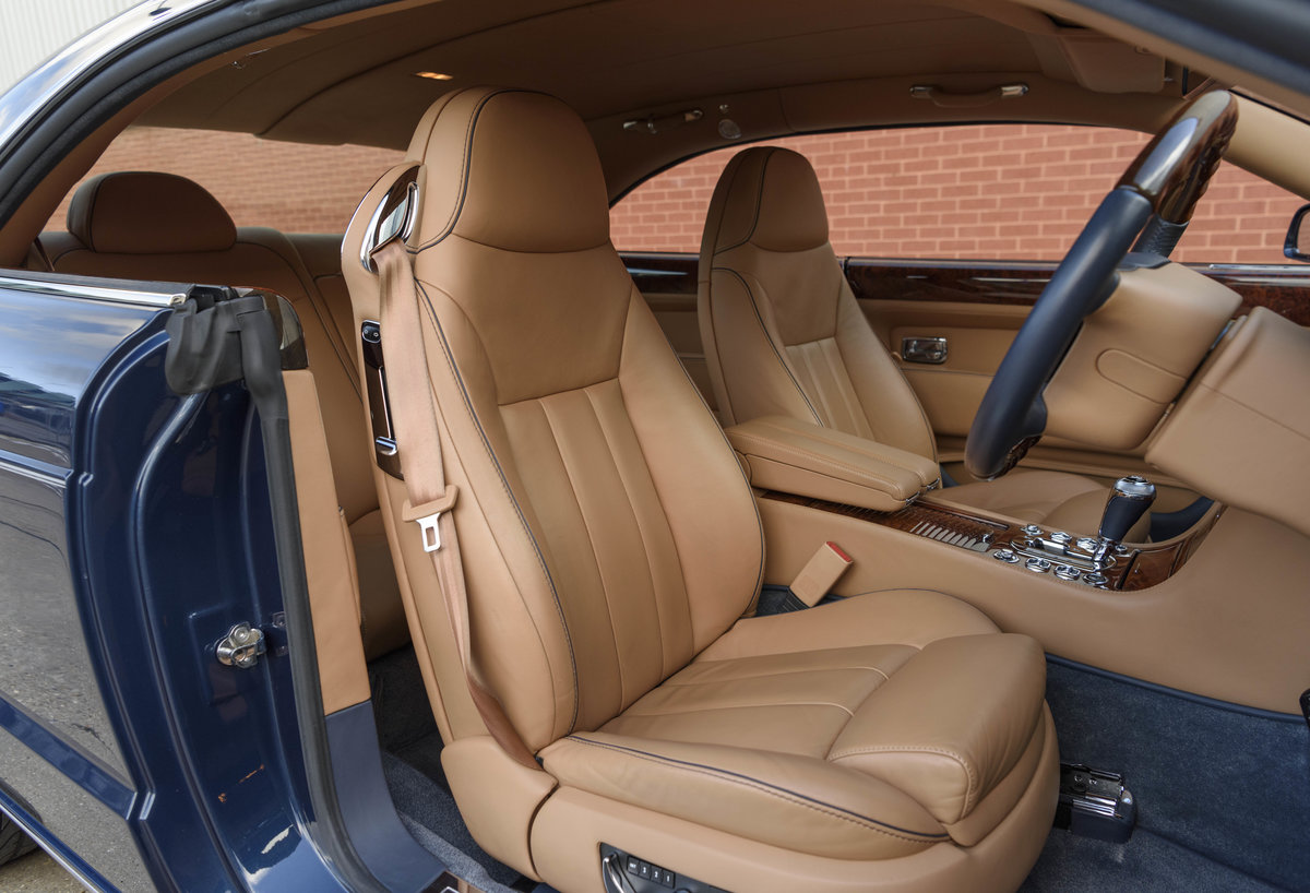 2008 Bentley Brooklands Coupe (RHD) For Sale (picture 20 of 24)