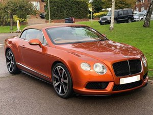 Picture of 201464 Bentley CONTINENTAL GTC