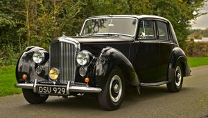 Picture of 1954 Bentley R Type Automatic. For Sale
