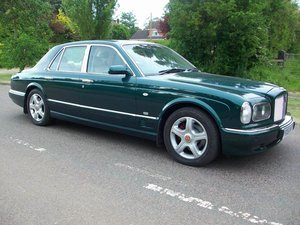 Picture of 2001 BENTLEY ARNAGE RED LABEL LE MANS