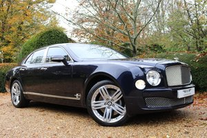 BENTLEY MULSANNE PREMIER SPEC