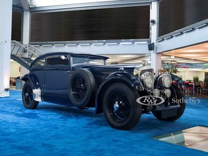 "Picture of 1951 Bentley B Special ""Blue Train"" by Racing Green For Sale by Auction"