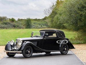 Picture of 1938 Bentley 4-Litre Sedanca Coup by Gurney Nutting For Sale by Auction