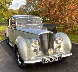 Bentley R Type automatic