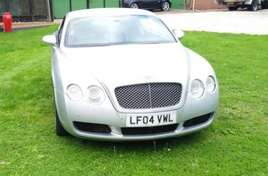 Picture of 2004 BENTLEY CONTINENTAL GT COUPE