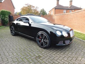 Picture of 2011 61 Bentley Continental GT Mulliner W12 Coupe