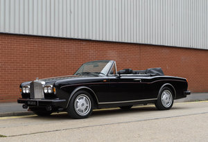 Picture of 1988 Bentley Continental Convertible (RHD) For Sale