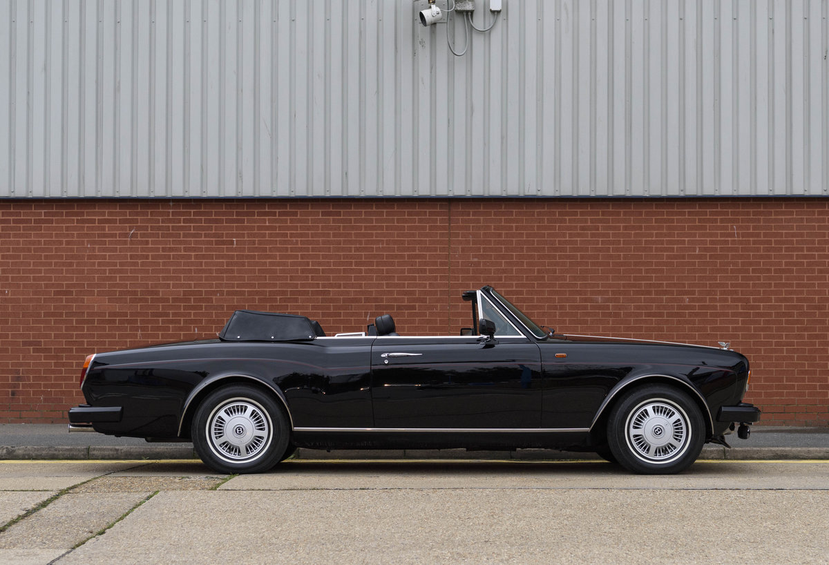 1988 Bentley Continental Convertible (RHD) For Sale (picture 3 of 31)