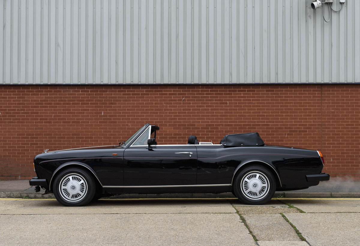 1988 Bentley Continental Convertible (RHD) For Sale (picture 4 of 31)