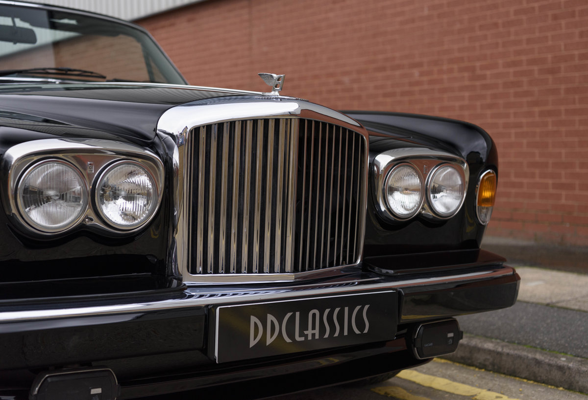 1988 Bentley Continental Convertible (RHD) For Sale (picture 9 of 31)