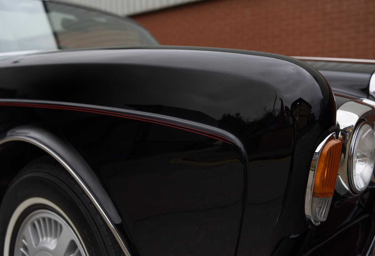 1988 Bentley Continental Convertible (RHD) For Sale (picture 11 of 31)