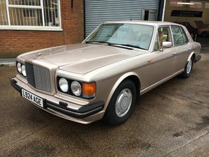 Picture of 1993 BENTLEY TURBO R For Sale by Auction