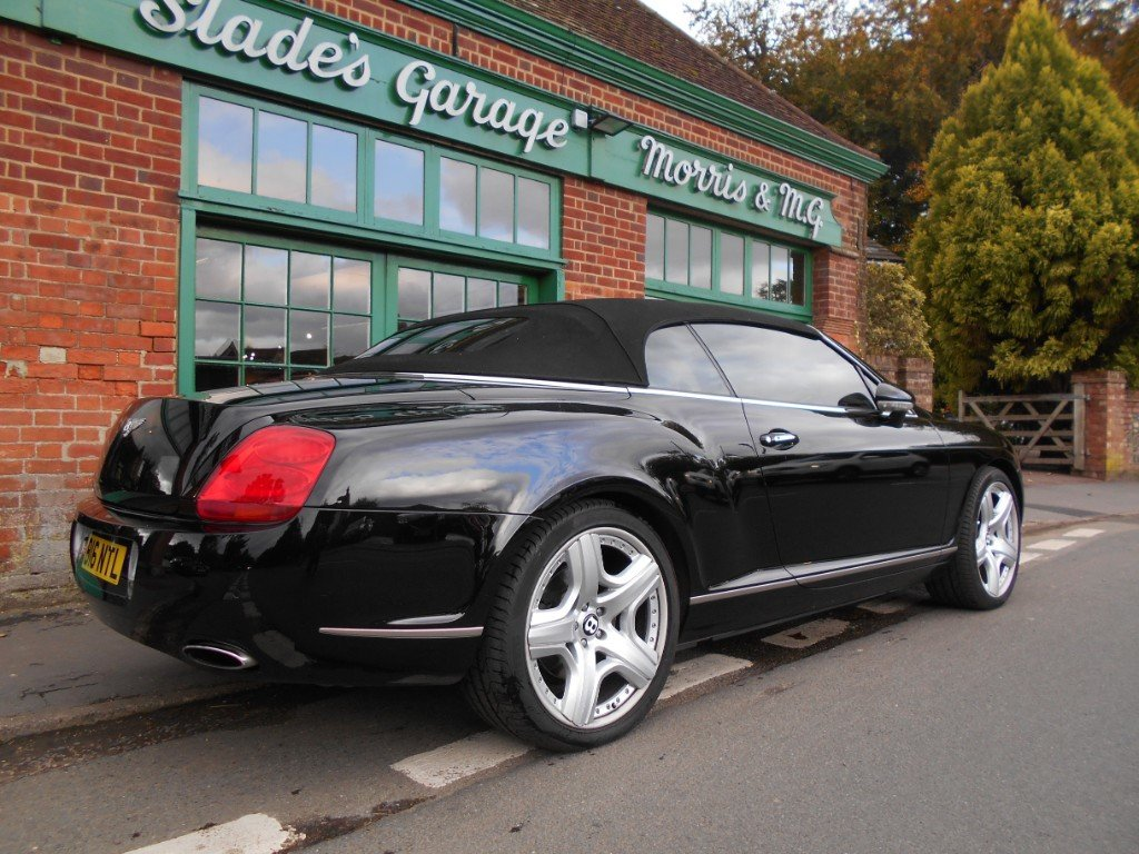2008 Bentley GTC Continental  For Sale (picture 2 of 3)