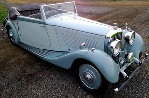 Derby Bentley Parkward Drophead Coupe