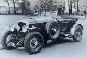 Picture of 1930 Bentley 4½-Liter Short Chassis Open Tourer For Sale