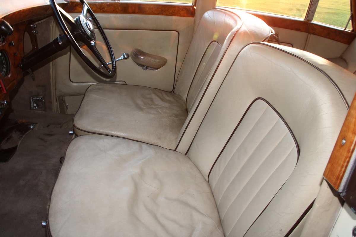 1954 BENTLEY R TYPE MANUAL FREESTONE AND WEBB For Sale (picture 16 of 19)