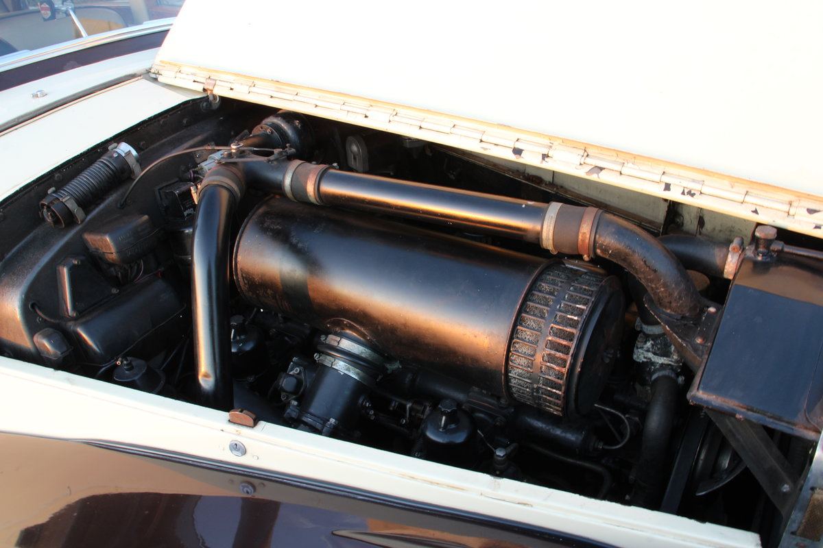 1954 BENTLEY R TYPE MANUAL FREESTONE AND WEBB For Sale (picture 18 of 19)