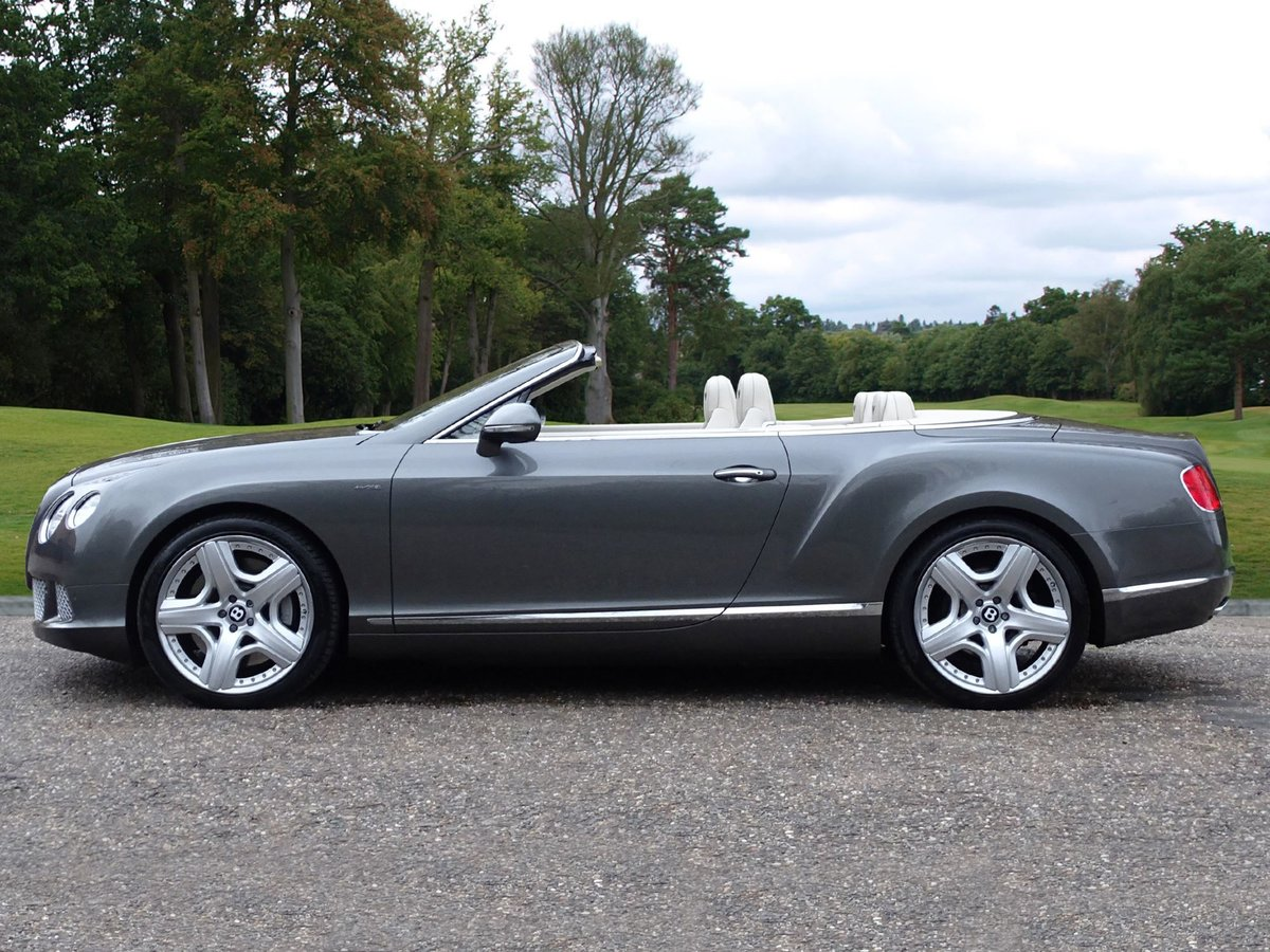 2013 Bentley CONTINENTAL GTC For Sale (picture 2 of 20)