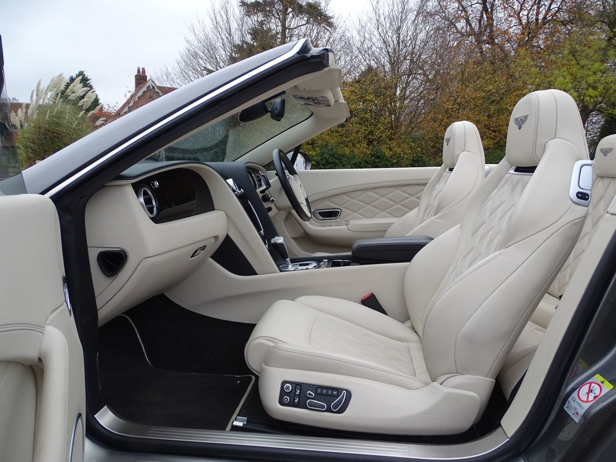 2013 Bentley CONTINENTAL GTC For Sale (picture 4 of 20)