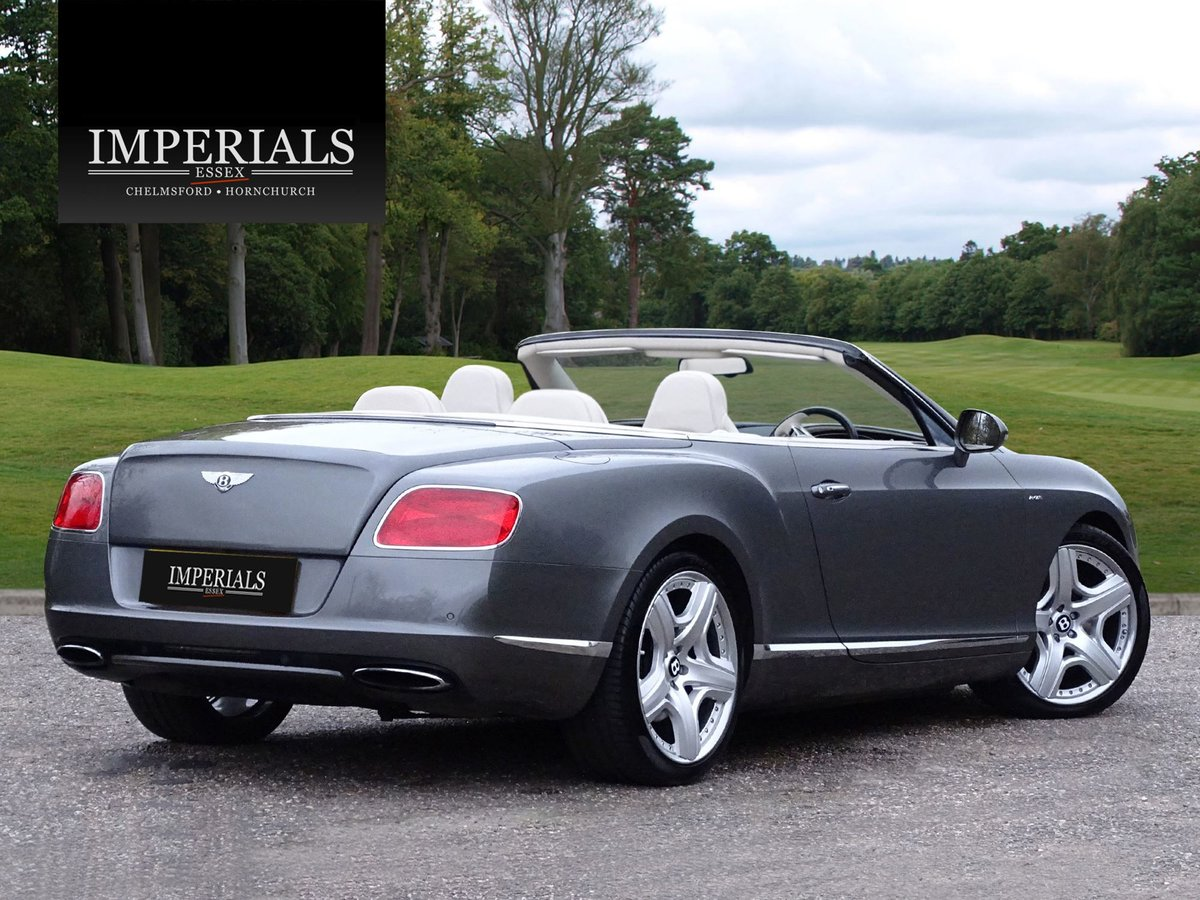 2013 Bentley CONTINENTAL GTC For Sale (picture 5 of 20)