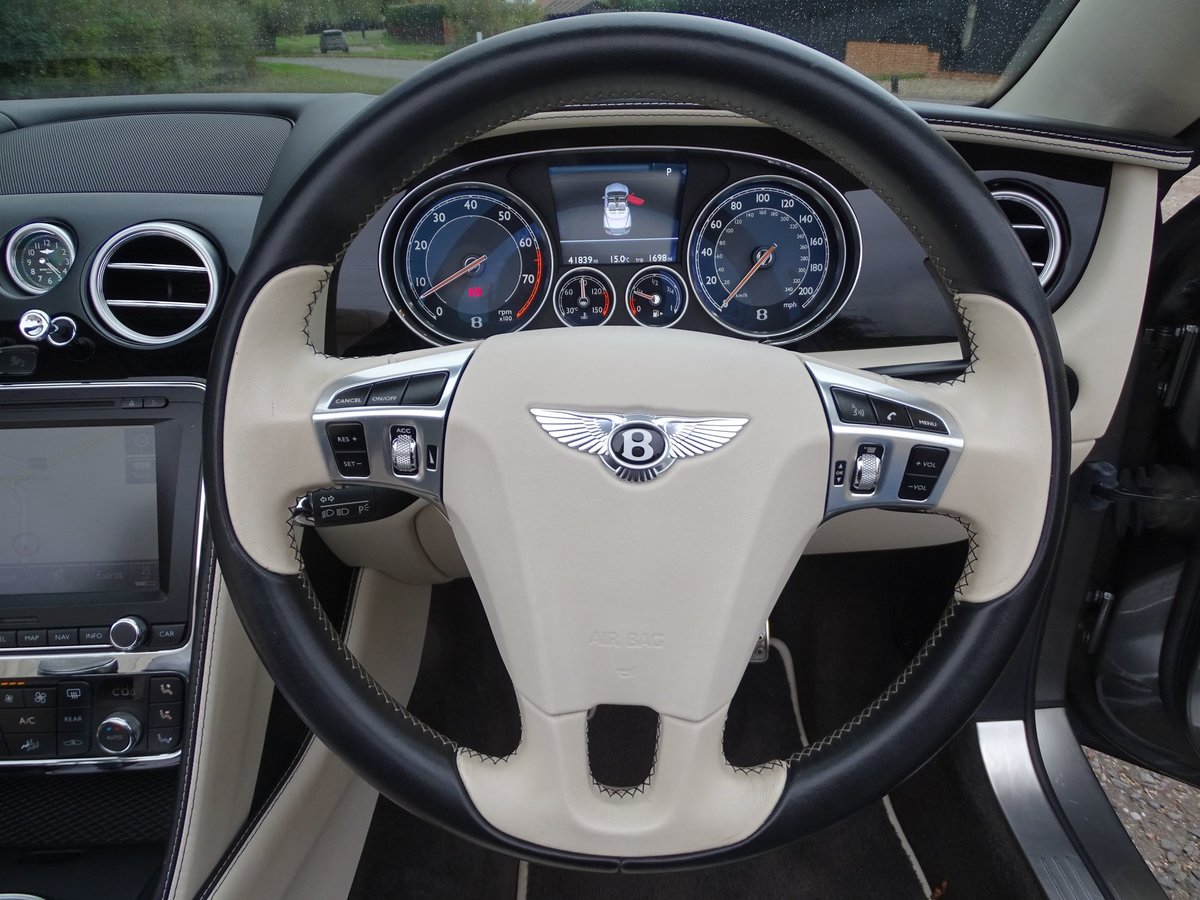 2013 Bentley CONTINENTAL GTC For Sale (picture 8 of 20)