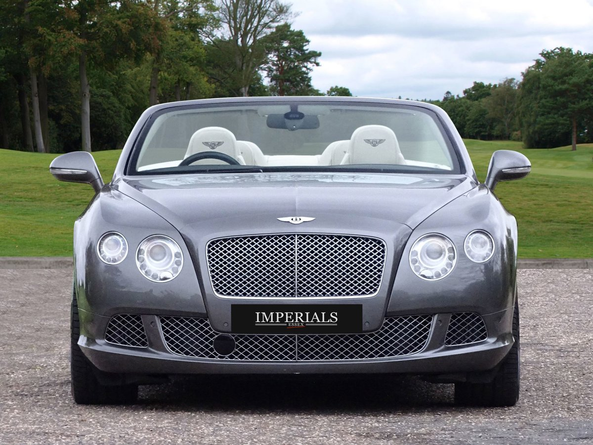 2013 Bentley CONTINENTAL GTC For Sale (picture 11 of 20)