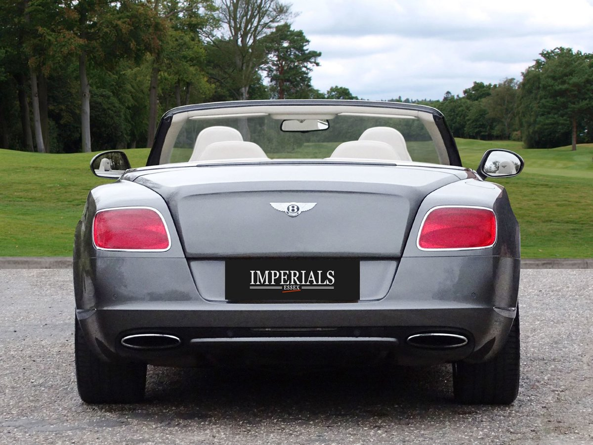 2013 Bentley CONTINENTAL GTC For Sale (picture 12 of 20)
