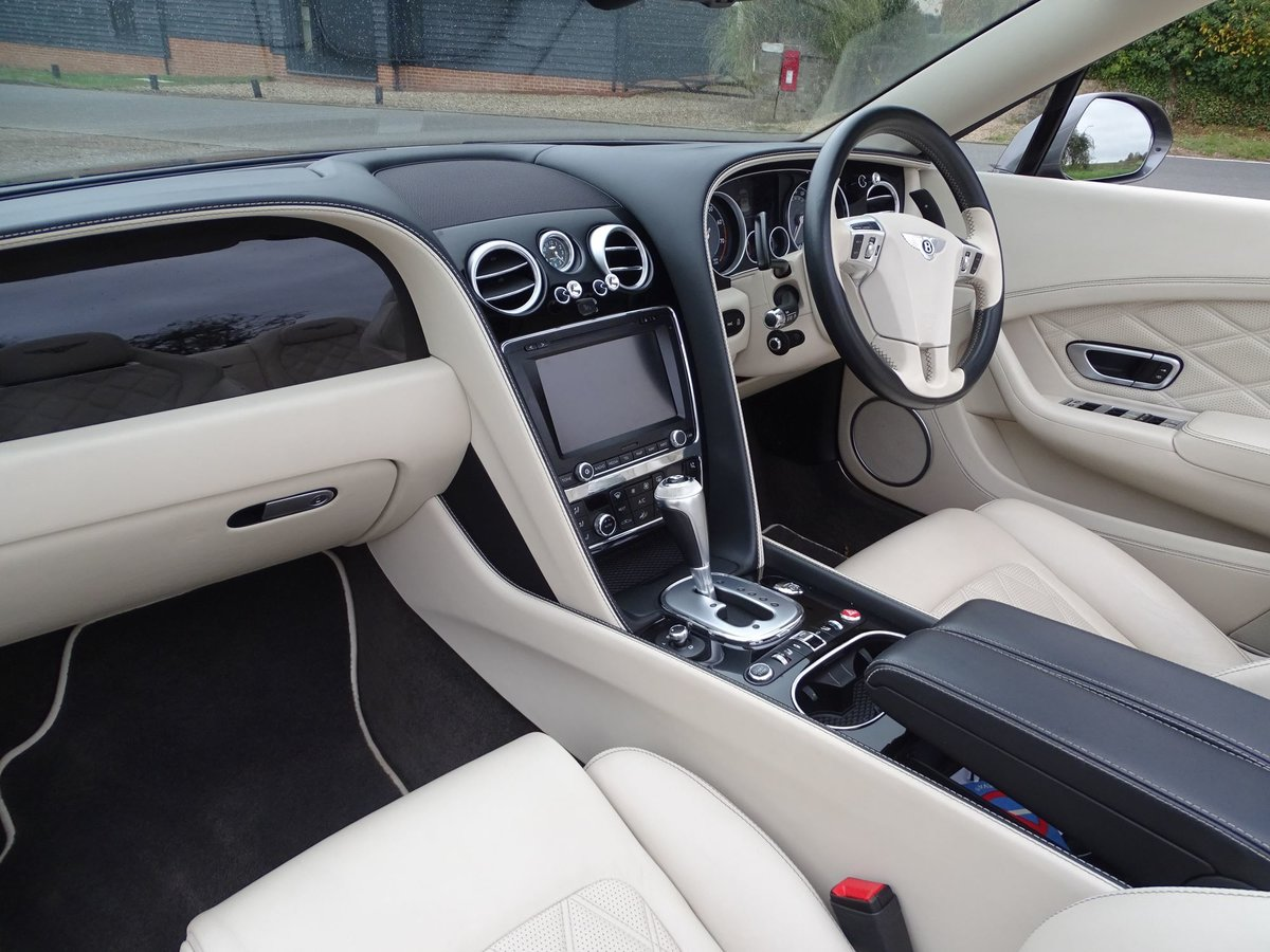 2013 Bentley CONTINENTAL GTC For Sale (picture 13 of 20)