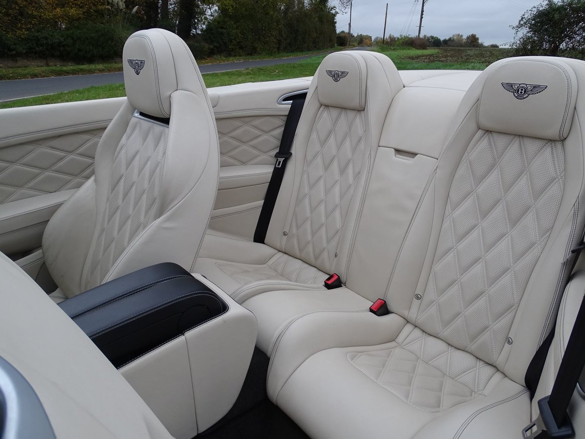 2013 Bentley CONTINENTAL GTC For Sale (picture 14 of 20)
