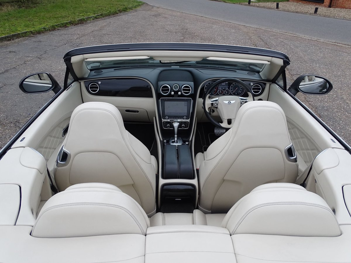 2013 Bentley CONTINENTAL GTC For Sale (picture 15 of 20)