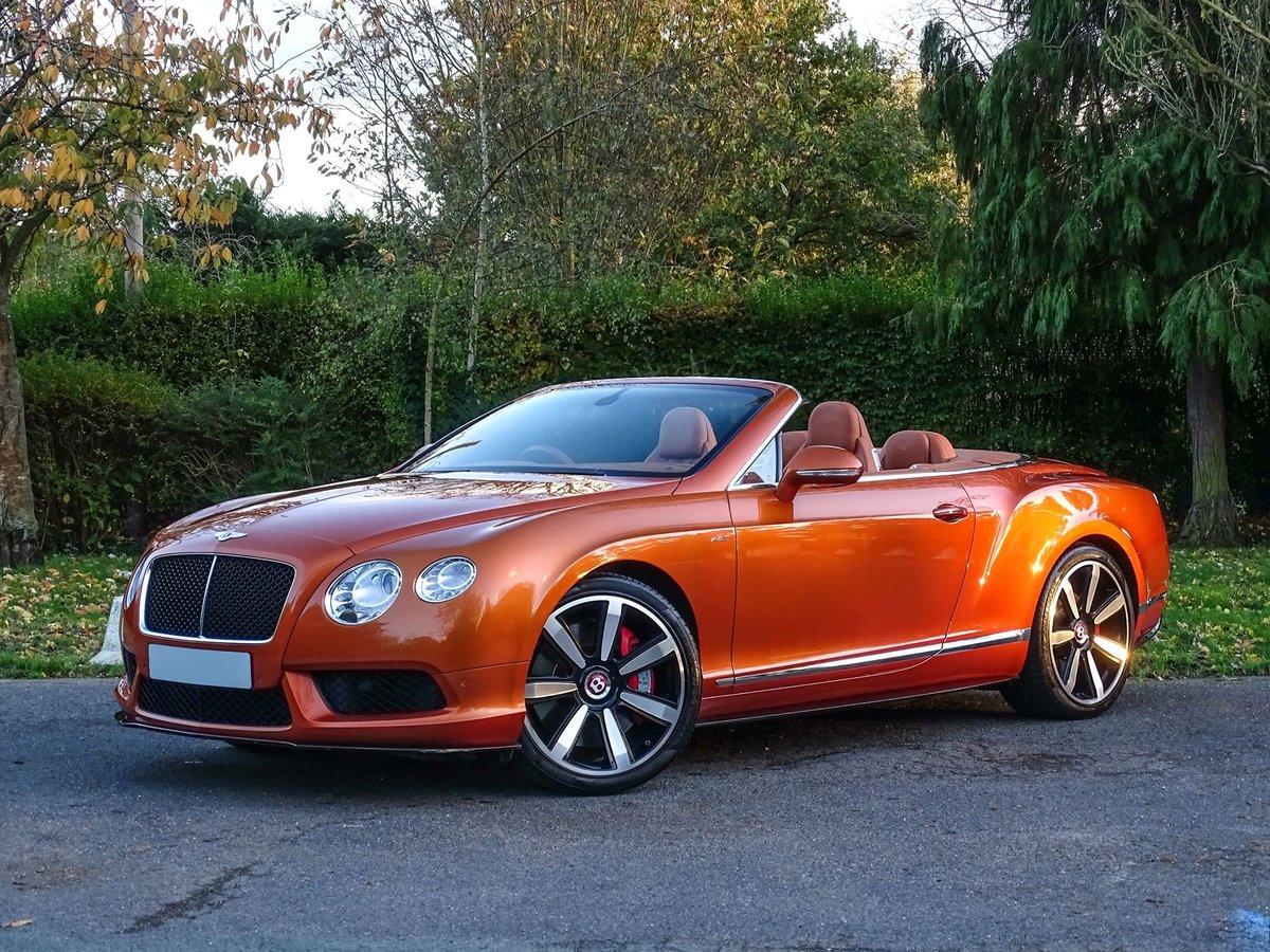 201464 Bentley CONTINENTAL GTC SOLD (picture 1 of 20)