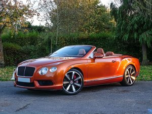 201464 Bentley CONTINENTAL GTC