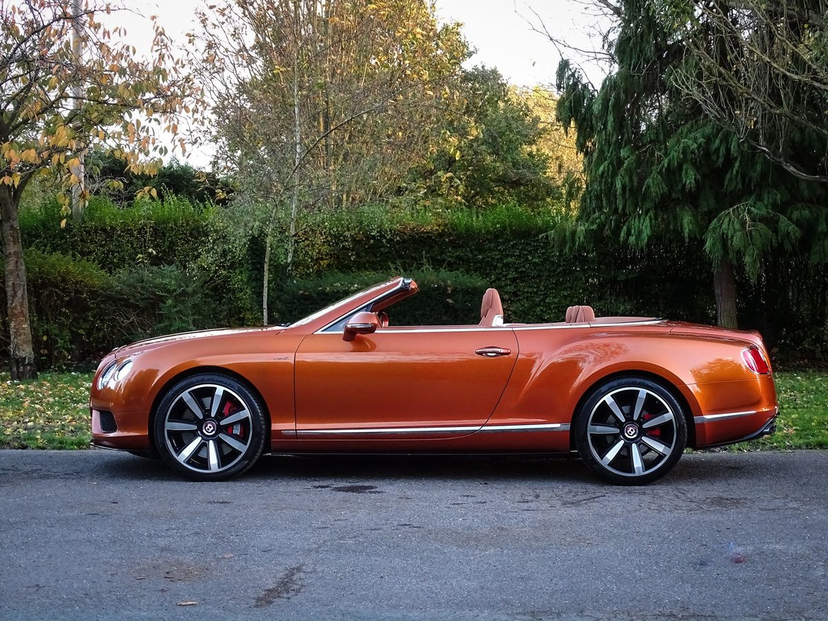 201464 Bentley CONTINENTAL GTC SOLD (picture 2 of 20)