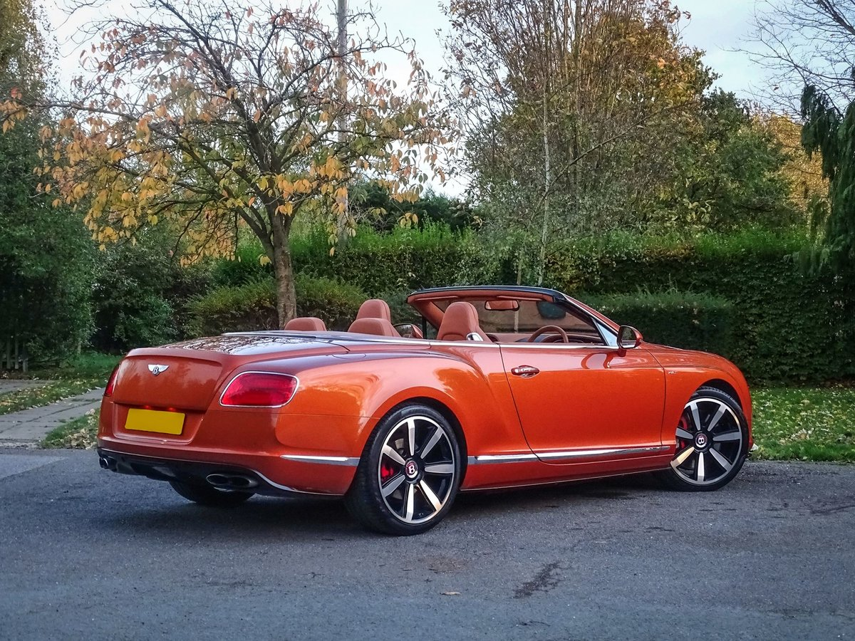 201464 Bentley CONTINENTAL GTC SOLD (picture 5 of 20)