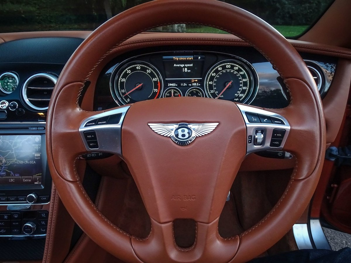 201464 Bentley CONTINENTAL GTC SOLD (picture 8 of 20)