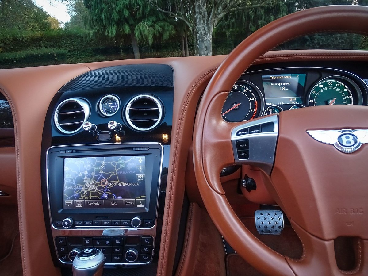 201464 Bentley CONTINENTAL GTC SOLD (picture 9 of 20)
